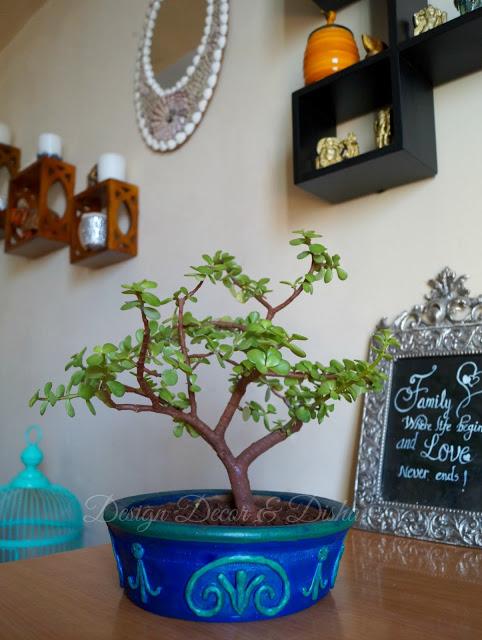 DIY Bonsai-Pflanzer
