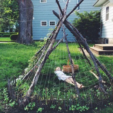 15 einfach wunderschöne Trellis Ideen