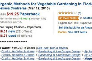 # 1 in südlichen Gartenbüchern