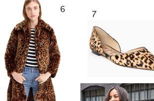 Liebe den Look - Leopard für den Herbst!