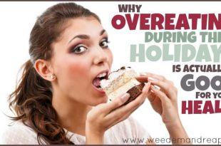 Warum Überessen in den Ferien ist eigentlich gut für Ihre Gesundheit