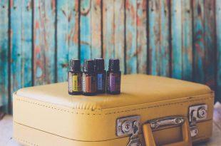 Ätherische Öle zum Reisen