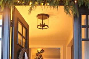 Eine Tour durch unser (neues!) Weihnachtshaus