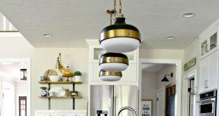 Hinzufügen von benutzerdefinierten Details zu einer einfachen Kücheninsel