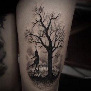 30 kreative Tattoo Designs